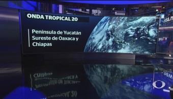 Foto: Tormentas Occidente México Lluvias Hoy 22 Julio 2019
