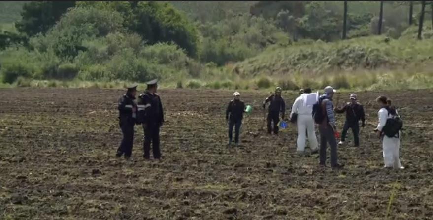 Foto: operativo de búsqueda de Daniela Ramírez en Tlalpan, 9 de julio 2019. FOROtv