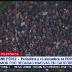 FOTO: Organizaciones en alerta por redadas en California, 14 Julio 2019