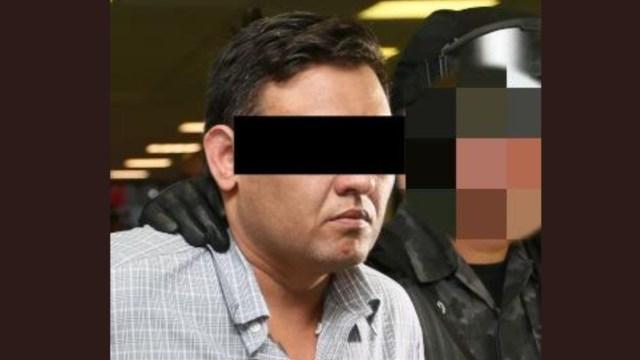 Foto: Omar Treviño fue detenido por fuerzas federales en marzo de 2015, el 21 de julio de 2019 (FGR)