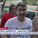 Padre de Norberto Ronquillo se reúne con procuradora de la CDMX