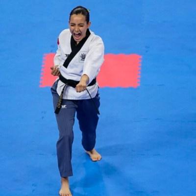 Paula Fregoso, el primer oro de México en los Juegos Panamericanos