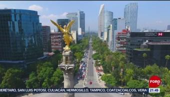 Foto: Planean Cambios Paseo Reforma Cdmx 12 Julio 2019