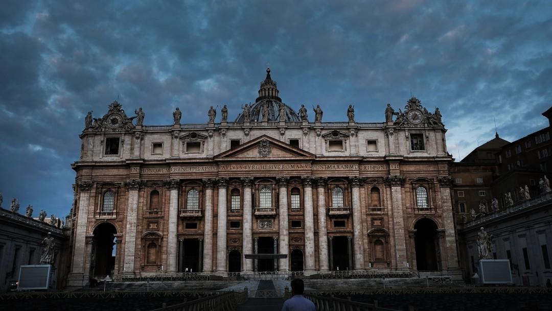 Foto: La Plaza de San Pedro en el Vaticano, 3 de septiembre de 2108
