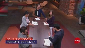 Foto: Plan Negocios Pemex Presentado AMLO 18 Julio 2019