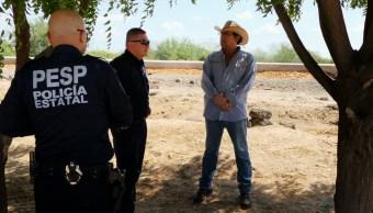 Foto: Policía Estatal de Sonora realiza operativos de proximidad, 5 de julio de 2019 (Twitter @PespSonora)