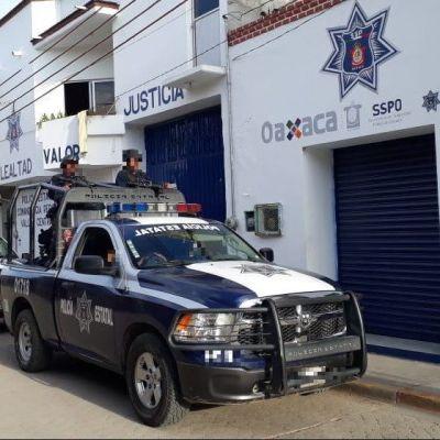 Matan a ocho personas en las últimas horas en Oaxaca