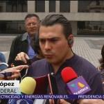 Policías federales inconformes buscan reunión con Sánchez Cordero
