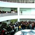 Foto: Policías Federales Mantienen Tomado Centro Mando Iztapalapa 4 Julio 2019