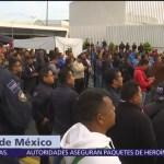 Policías rechazan despliegue como miembros de Guardia Nacional