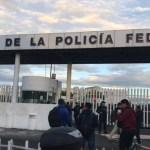 FOTO Por qué los policías federales se manifiestan hoy en CDMX y dónde (S.Servín)