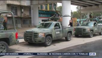 Foto: Guardia Nacional Confianza Cdmx 15 Julio 2019
