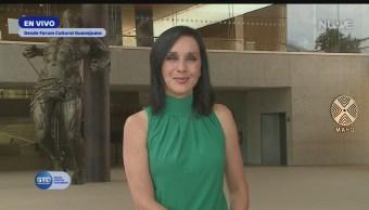 Noticias Karla Iberia Programa 17 Julio