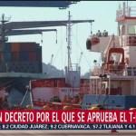 Foto: Publican Decreto Aprueba T-Mec 29 Julio 2019