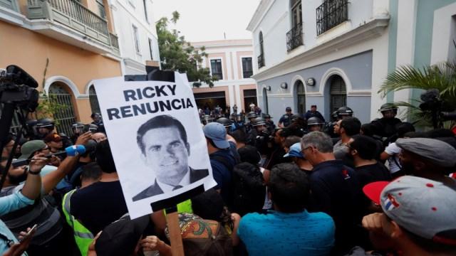 Foto Renuncia de Gobernador de Puerto Rico es inminente 24 julio 2019