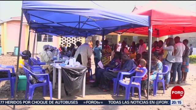 Foto: Reporta Nuevo Caso Ébola Congo 30 Julio 2019