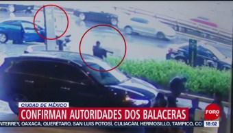 Foto: Videos Balaceras Plaza Artz Pedregal Cdmx 25 Julio 2019