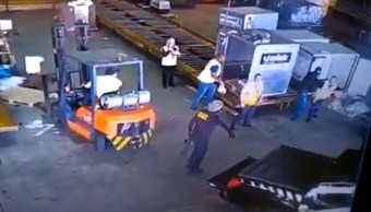 Uno de los mayores robos de la historia de Brasil se ejecutó en pocos minutos.