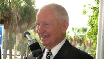 Foto: Ross Perot, multimillonario estadounidense, 5 de septiembre de 2014