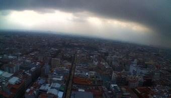 Seguirán las lluvias en la CDMX;