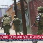 Foto: Segundo Día Guardia Nacional Iztapalapa CDMX 5 Julio 2019