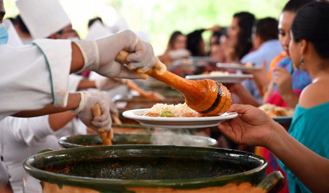 Semana de los antojos en la Guelaguetza, Oaxaca