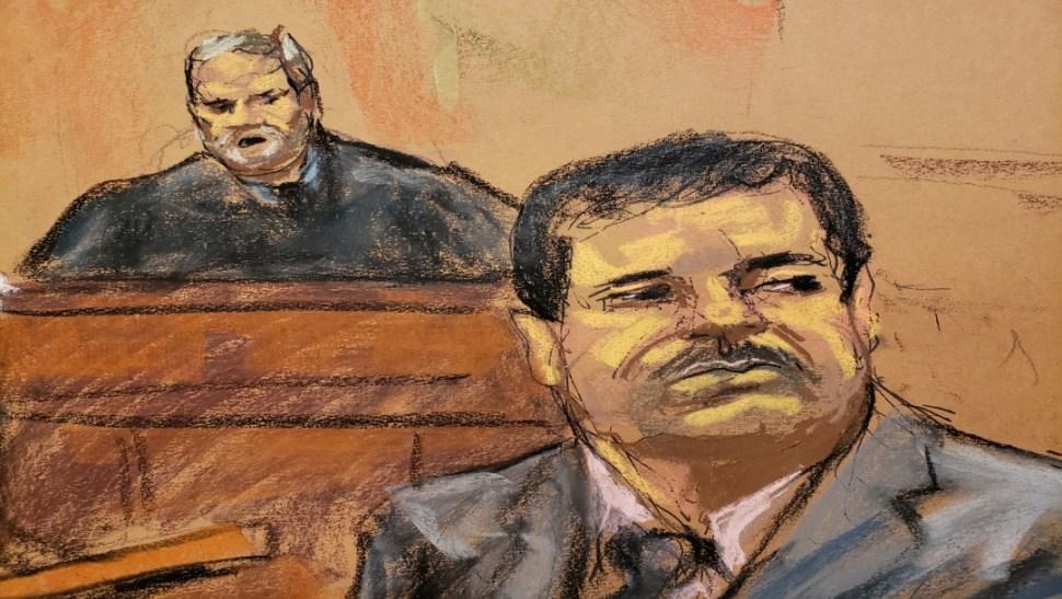 Foto Sentencian a Joaquín 'El Chapo' Guzmán a cadena perpetua 17 julio 2019