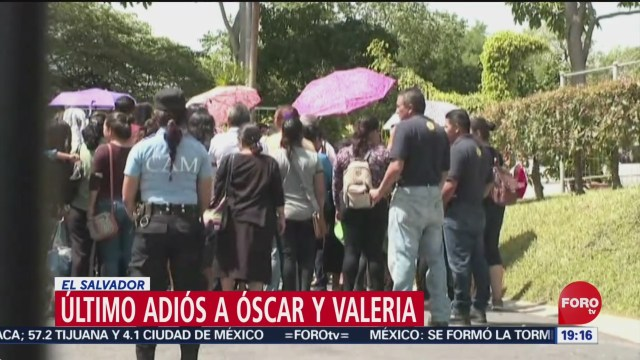 Foto: Padre Hija Migrantes Muertos Río Bravo Funeral 1 Julio 2019