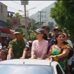 Foto: Sheinbaum Recorre Iztapalapa CDMX Guardia Nacional 4 Julio 2019