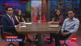 Sin Filtro con Genaro Lozano: Programa del 14 de julio del 2019