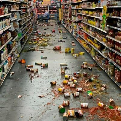 Se registra sismo de 7.1 grados en Los Ángeles, California