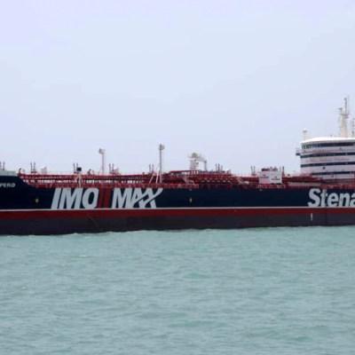 Reino Unido convoca a diplomático iraní por la captura de buque petrolero