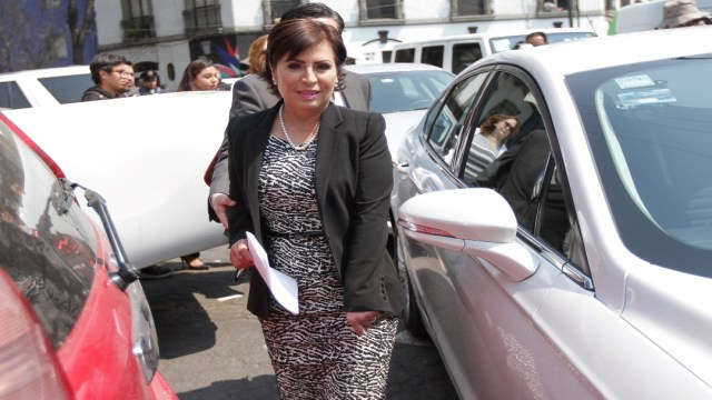Foto Suspenden provisionalmente orden de aprehensión contra Rosario Robles. 31 julio 2019