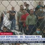 FOTO: Texas, sin operativos grandes de detención de migrantes, 14 Julio 2019