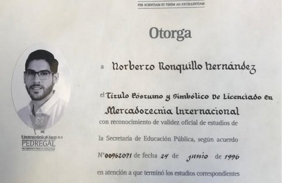 Foto: títilo Norberto Roquillo, 10 de julio 2019. Twitter @c4jimenez