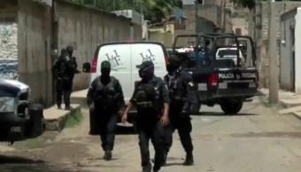 Foto: En Jalisco, ya son 12 los cuerpos encontrados en una finca que presuntamente era utilizada como casa de seguridad, en el municipio de Tonalá, el 20 de julio de 2019 (Noticieros Televisa, archivo)
