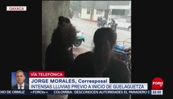 FOTO: Tormenta causa inundaciones en Oaxaca, 21 Julio 2019