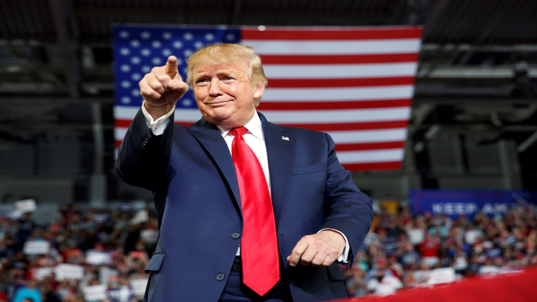 Foto Trump intentó suprimir noticias sobre amoríos 18 julio 2019