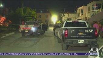 Un muerto y dos heridos por balacera en Pesquería, Nuevo León