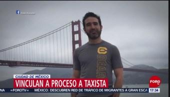 Vinculan a proceso a presunto asesino de Pablo González Kúsulas