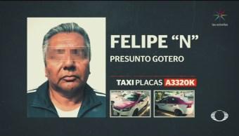Foto: Vinculan Proceso Taxista Asesinato Muerte Pablo González 22 Julio 2019