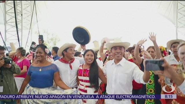 Yalitza Aparicio, invitada especial al inicio de la Guelaguetza