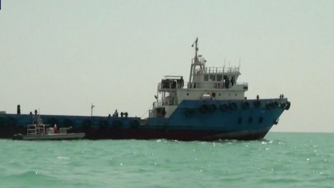 Foto: Es el segundo buque extranjero detenido en el golfo Pérsico, 4 de agosto de 2019 (Reuters)