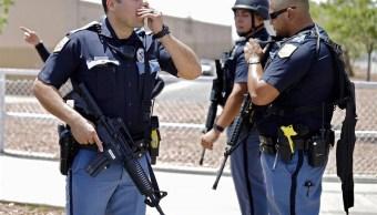 Foto: Al menos seis mexicanos resultaron heridos en el tiroteo en El Paso, Texas, el 3 de agosto 2019 (EFE)