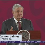 Acuerdo de gasoductos ahorrará 4 mil 5 mdd a CFE, dice AMLO