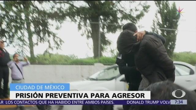 Agresor del reportero Juan Manuel Jiménez permanecerá en prisión