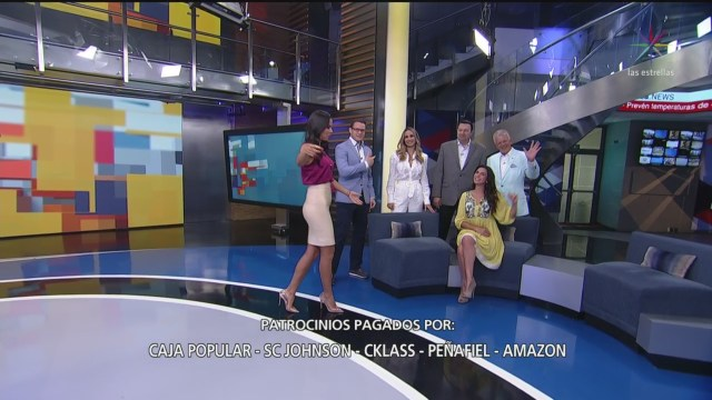 Al Aire, con Paola Rojas: Programa completo del 16 de agosto del 2019