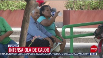 FOTO: Alertan por altas temperaturas Sonora