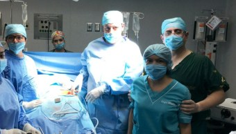 FOTO AMLO anuncia plan de abrir universidad para formar médicos en la CDMX (Twitter IMSS)