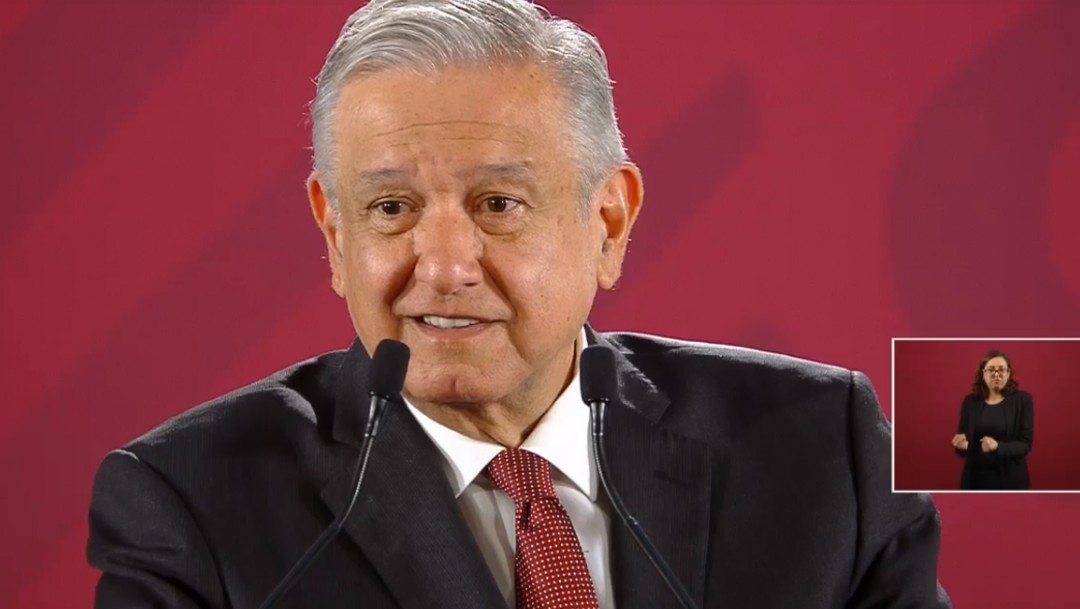 Foto: Andrés Manuel López Obrador, 14 de agosto de 2019, Ciudad de México